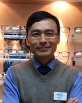 Rudy Tan : Optometrist