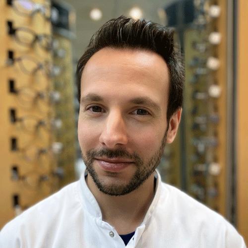 Aaron Showman Optometry Lead in Winchester