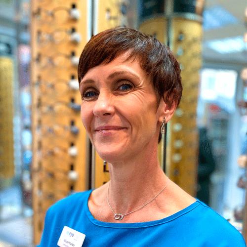 Alison Hunter Optical Advisor WInchester