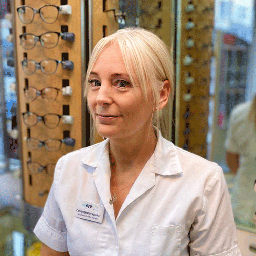 Carolyn Walker Practice Manager Winchester